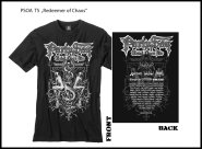 PARTY.SAN OPEN AIR 2018 - redeemer of chaos T-Shirt  XL