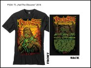 PARTY.SAN OPEN AIR 2018 - hail the obscene T-Shirt  XL