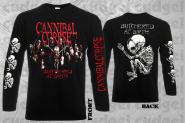 CANNIBAL CORPSE - butchered at birth baby Longsleeve Shirt  M