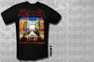 EXHORDER - slaughter in the vatikan T-Shirt  L