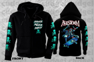 ALESTORM - pirate pizza party Zip Hoodie