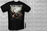 KATAKLYSM - meditations T-Shirt  XL