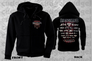 WAY OF DARKNESS 2018 - Festival Hooded Zipper  XL