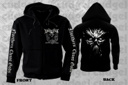 IMMORTAL - northern chaos gods Hooded Zipper