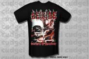 DEICIDE - overtures of blasphemy T-Shirt  XL