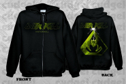 OVERKILL - historikill Hooded Zipper
