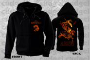 SEPULTURA - arise Hooded Zipper