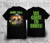 OVERKILL - under the influence T-Shirt