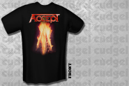 ACCEPT - flyling v T-Shirt