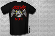 ANTHRAX - not wings T-Shirt