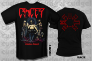 CANCER - shadow gripped T-Shirt