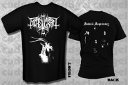 BEASTCRAFT - satanic supremacy T-Shirt