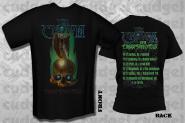 CROWN, THE - cobra speed Tour 2018 T-Shirt