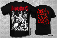 DEVOURMENT - butcher the weak T-Shirt  L