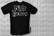 NIGHT DEMON - logo T-Shirt  M