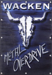 V.A. WACKEN METAL OVERDRIVE - sampler DVD