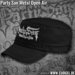 PARTY.SAN OPEN AIR - army cap