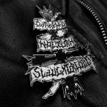 DARKENED NOCTURN SLAUGHTERCULT - Metal Pin