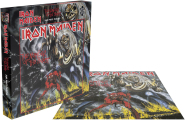 IRON MAIDEN - the number of the beast PUZZLE