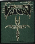 VOIVOD - logo PATCH