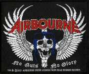 AIRBOURNE - no guts PATCH