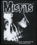 MISFITS - skull PATCH