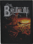 BRUTALITY - when the sky PATCH