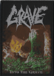 GRAVE - into the grave PATCH