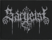 SARGEIST - logo PATCH