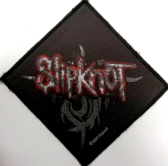 SLIPKNOT - logo PATCH