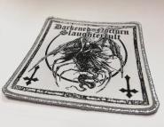 DARKENED NOCTURN SLAUGHTERCULT - mardom silver Patch