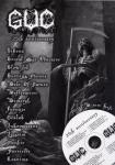 G.U.C. - nr.25  Zine + CD