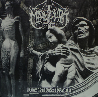 MARDUK - plague angel LP
