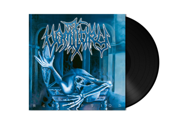 VOMITORY - redemption LP black