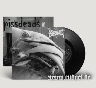 """PERMANENT DEATH / PISSDEADS - split 7"""""""