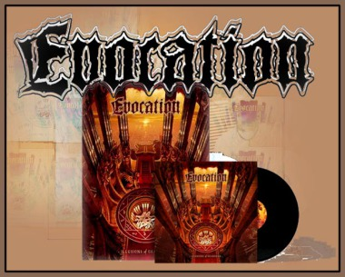 EVOCATION - illusions of grandeur LP