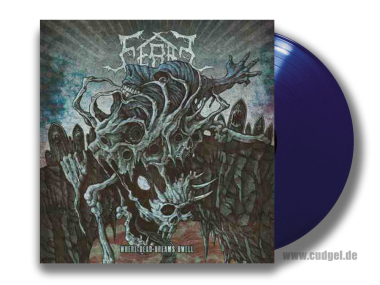 FERAL - where dead dreams dwell LP