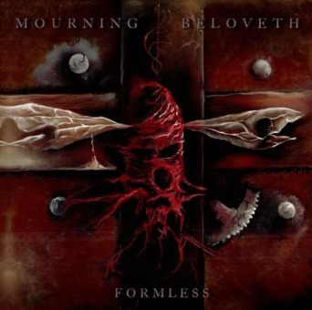 MOURNING BELOVETH - formless DLP+CD