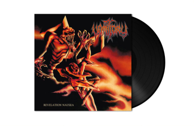 VOMITORY - revelation nausea LP black