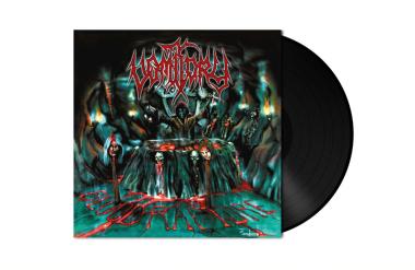 VOMITORY - blood rapture LP black