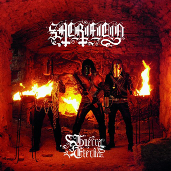 SACRIFICIO - guerra eternal LP