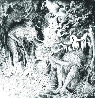SORTILEGIA - sulphurous temple LP