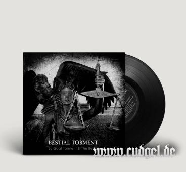 "GOAT TORMENT / THE BEAST - split 7"""