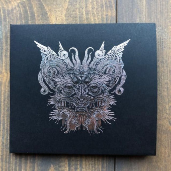 SLIDHR - the futile fires of man LP