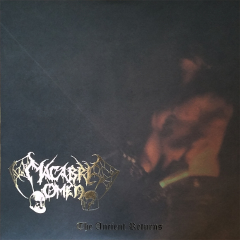 MACABRE OMEN - the ancient returns LP black