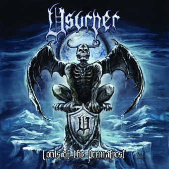 USURPER - lords of the permafrost LP