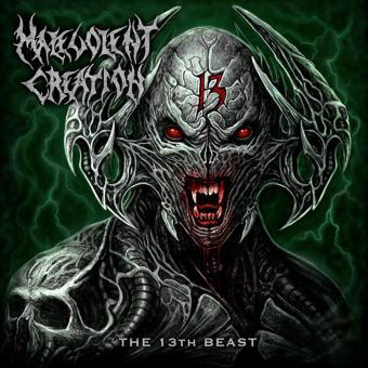 MALEVOLENT CREATION - the 13th beast LP