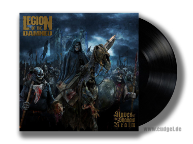 LEGION OF THE DAMNED - slaves of the shadow realm LP