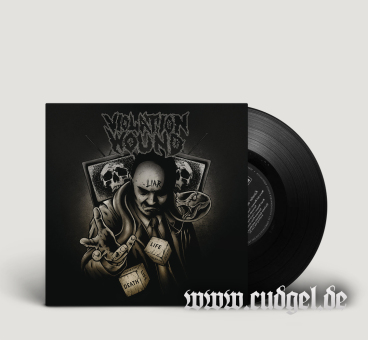 "VIOLATION WOUND / SURGIKILL - split 7"""