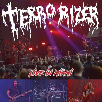 """TERRORIZER - live in miami 7"""""""